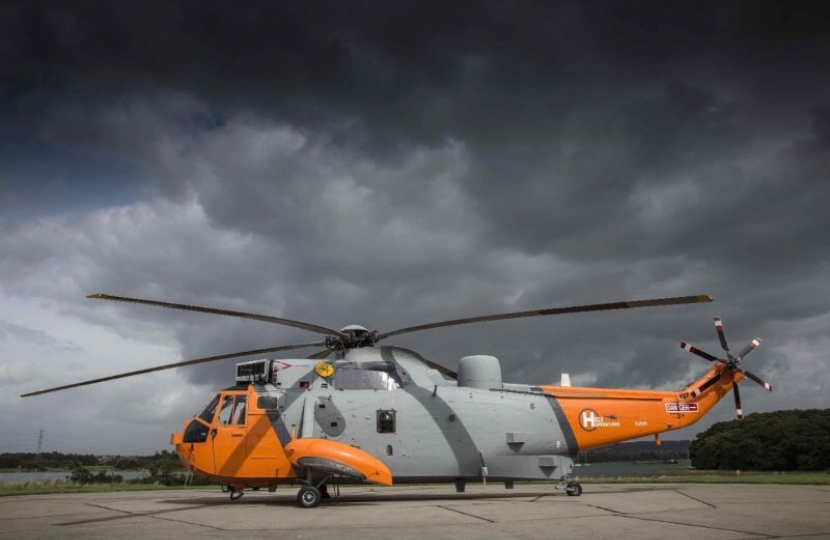 HeliOps Sea King